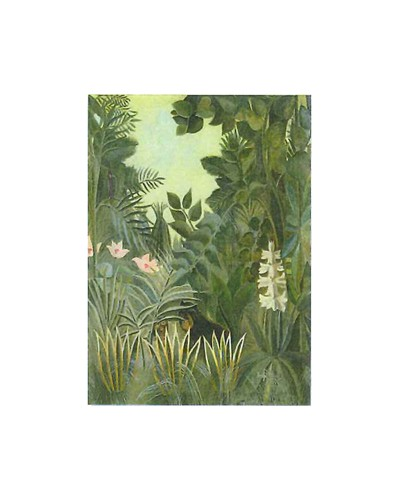 Strofinaccio ROUSSEAU - The Equatorial Jungle