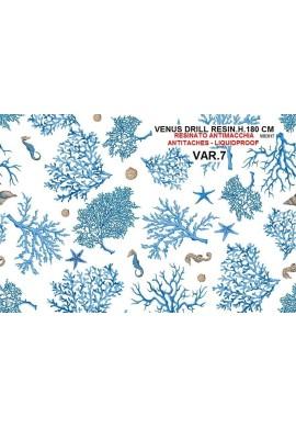 Antimacchia Resinato Drill Cm. 180 - Coralli