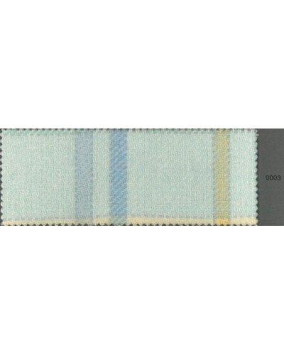 Plaid 100% lambswool Baby culla - Dolcezza